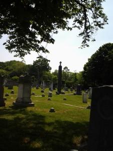 St. Mary's Cemetery 20130530 010